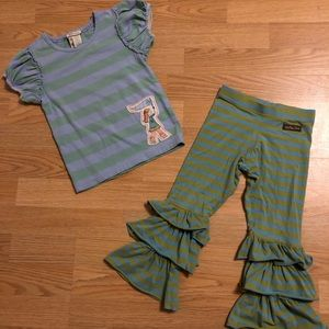 """Matilda Jane"" 2pc. Set size 4"